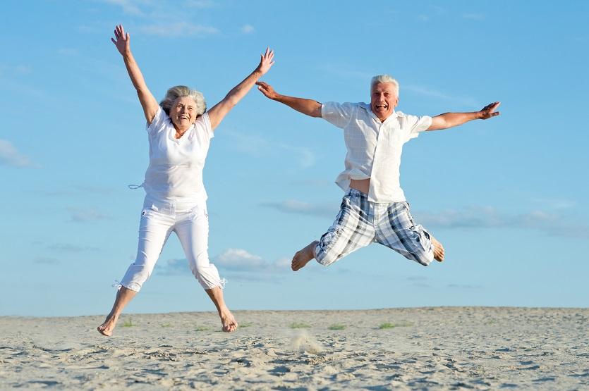 Счастливая и здоровая старость